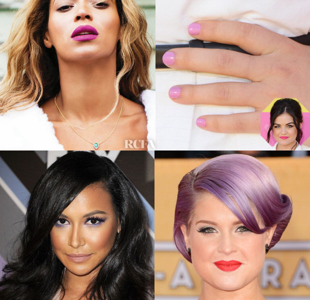 Beauty Trend Spotting - Pantone's 2014 Colour of the Year Radiant Orchid