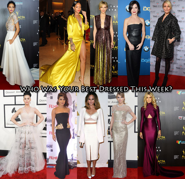 Best Dressed Of The Week 13 January