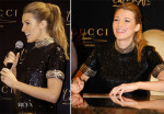Blake Lively In Gucci - 'Gucci Premiere' Competition Winners Event