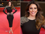 Blanca Suarez In Roberto Diz - Feroz Awards 2014