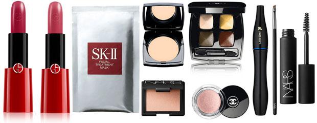 Cate Blanchett Golden Globes Makeup