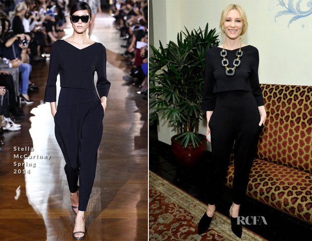 Cate Blanchett In Stella McCartney S14 - W Magazine 'Best Performances' Portfolio Celebration