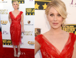 Christina Applegate In Marchesa - 2014 Critics' Choice Movie Awards