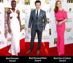Fashion Critics' 2014 Critics' Choice Movie Awards Roundup