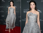 Crystal Reed In Rubin Singer - BAFTA LA 2014 Awards Season Tea Party