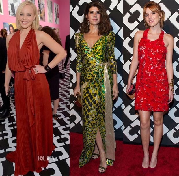 Diane Von Furstenberg's Journey Of A Dress Exhibition 2
