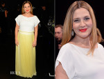 Drew Barrymore In Vionnet - 2014 People's Choice Awards