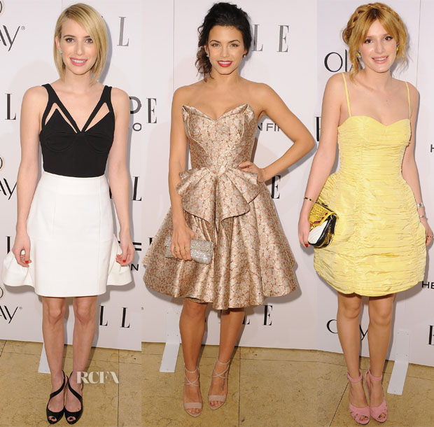 ELLE's Women In Television Celebration