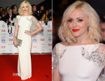 Fearne Cotton In Notte by Marchesa - National Television Awards 2014