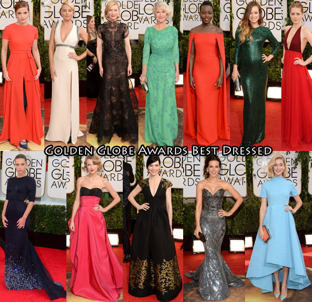 Golden Globe Awards Best Dressed 7