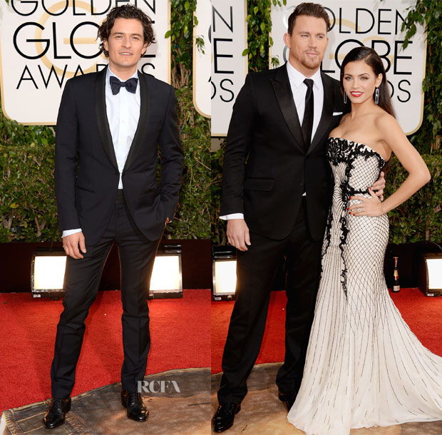 Golden Globes Men 3