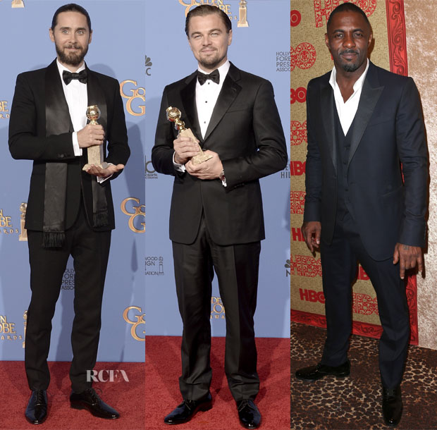 Golden Globes Men 4