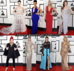 Who Was Your Best Dressed At The 2014 Grammy Awards?