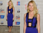 Gwyneth Paltrow In David Koma  - Hollywood Stands Up To Cancer
