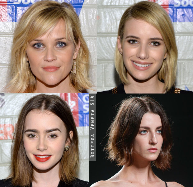 Hair Trend Spotting Chic Bobs