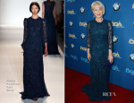 Helen Mirren In Jenny Packham - 2014 Directors Guild Of America Awards