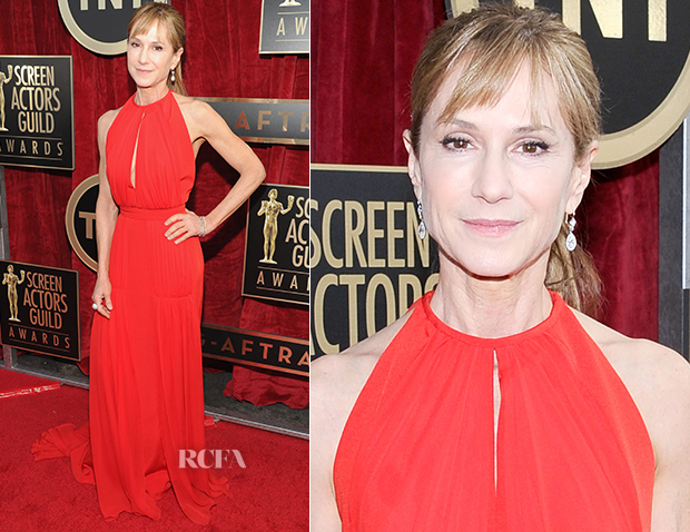 Holly Hunter In Randi Rahm - 2014 SAG Awards