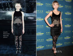 Imogen Poots In Louis Vuitton - 'That Awkward Moment' New York Screening