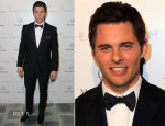 James Marsden In Calvin Klein - Art of Elysium Heaven Gala