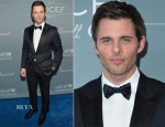 James Marsden In Dolce & Gabbana - 2014 UNICEF Ball