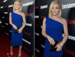 Jane Krakowski In Roland Mouret - Entertainment Weekly's SAG Awards Nominees Party
