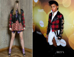Janelle Monae In Fausto Puglisi - Variety Breakthrough of the Year Awards