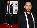Jared Leto In Balmain Homme - 39th Annual Los Angeles Film Critics Association Awards