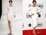 Jennifer Hudson In Kaufmanfranco - 2014 People's Choice Awards