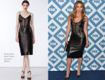 Jennifer Lopez In Ermanno Scervino - FOX All-Star 2014 Winter TCA Party