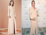 Jennifer Morrison In Elisabetta Franchi - Art of Elysium Heaven Gala
