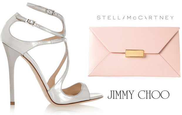 Juana Acosta Stella McCartney & Jimmy Choo