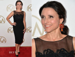 Julia Louis-Dreyfus In Max Mara - 2014 Producers Guild of America Awards