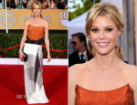 Julie Bowen In Carolina Herrera - 2014 SAG Awards