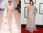 Kacey Musgraves In Armani Prive – 2014 Grammy Awards