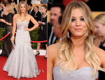 Kaley Cuoco In Vera Wang - 2014 SAG Awards