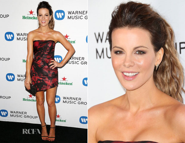 Kate Beckinsale In Rubin Singer - Warner Music Group's Annual Grammys Celebration