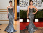 Kate Beckinsale In Zuhair Murad Couture - 2014 Golden Globe Awards