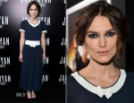 Keira Knightley In Chanel - 'Jack Ryan: Shadow Recruit' LA Premiere