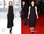 Keira Knightley In Proenza Schouler - 'Jack Ryan: Shadow Recruit' London Premiere