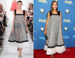 Kerry Washington In Oscar de la Renta - 2014 Directors Guild Of America Awards