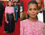 Kerry Washington In Prada - 2014 SAG Awards