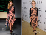 Kiernan Shipka In Prada – ELLE's Annual Women In Television Celebration