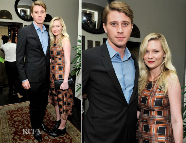 Kirsten Dunst In Rodarte -  W Magazine 'Best Performances' Portfolio Celebration