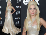 Lady Gaga In Romona Keveza - An Evening With Arthur Fogel