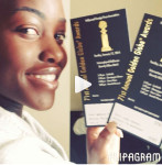 """Oh What A Night"" - Lupita Nyong'o @ The Golden Globe Awards"