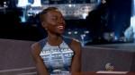Lupita Nyong'o In Jonathan Cohen - Jimmy Kimmel Live