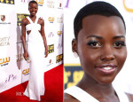 Lupita Nyong'o In Calvin Klein Collection - 2014 Critics' Choice Movie Awards