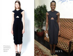 Lupita Nyong'o In Proenza Schouler - W Magazine 'Best Performances' Portfolio Celebration
