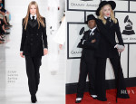 Madonna In Ralph Lauren - 2014 Grammy Awards