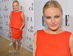Malin Akerman In Osman - ELLE's Annual Women In Television Celebration